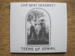 "Car Seat Headrest's ""Teens of Denial"" features the opening track, ""Fill in the Blank."""