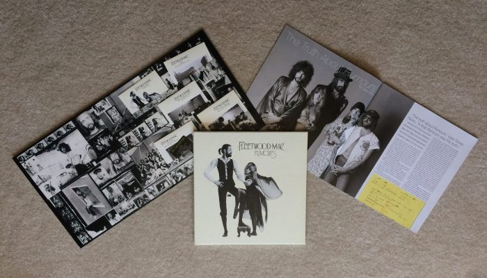 "Fleetwood Mac's 2013 reissue of ""Rumours."""