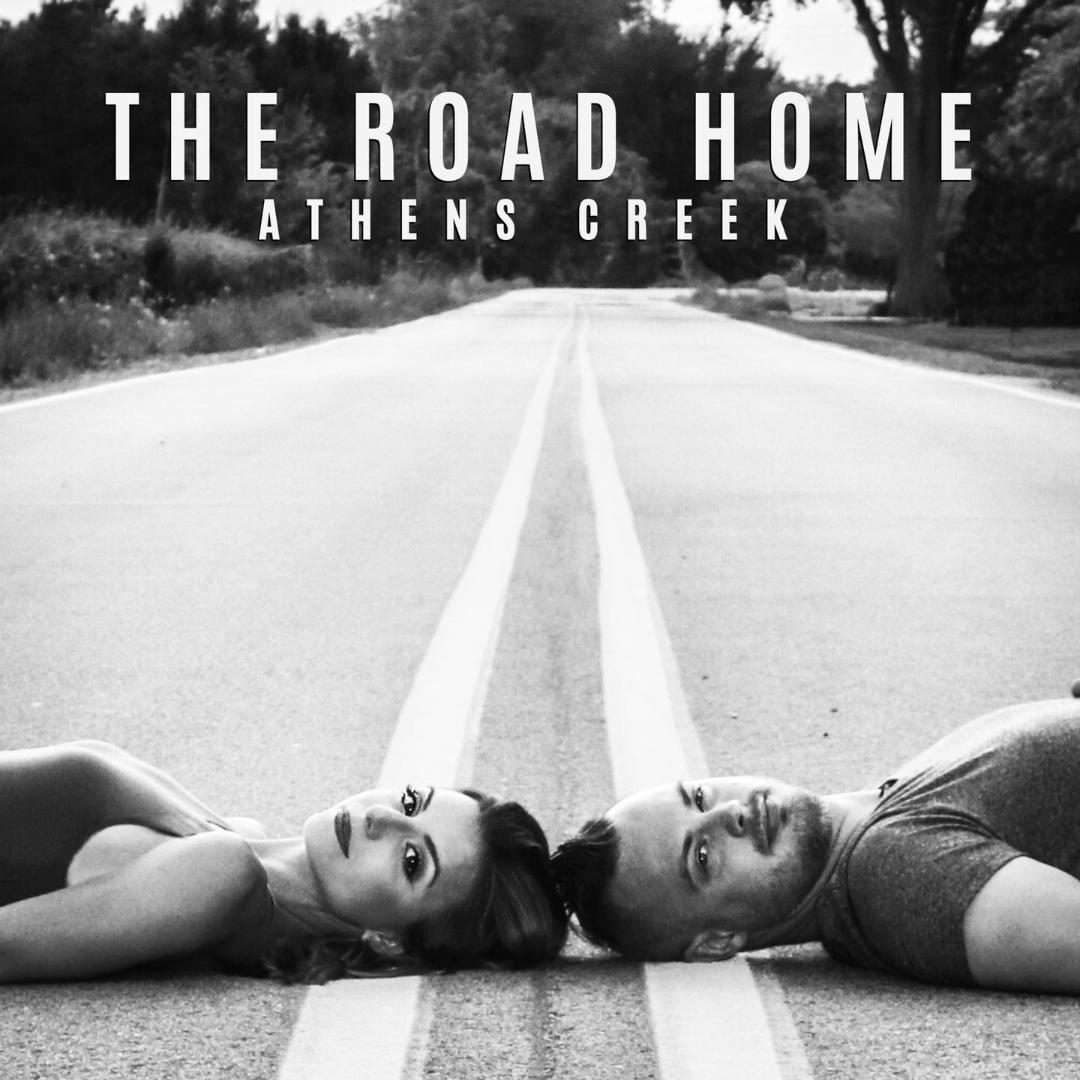 Athens Creek EP cover