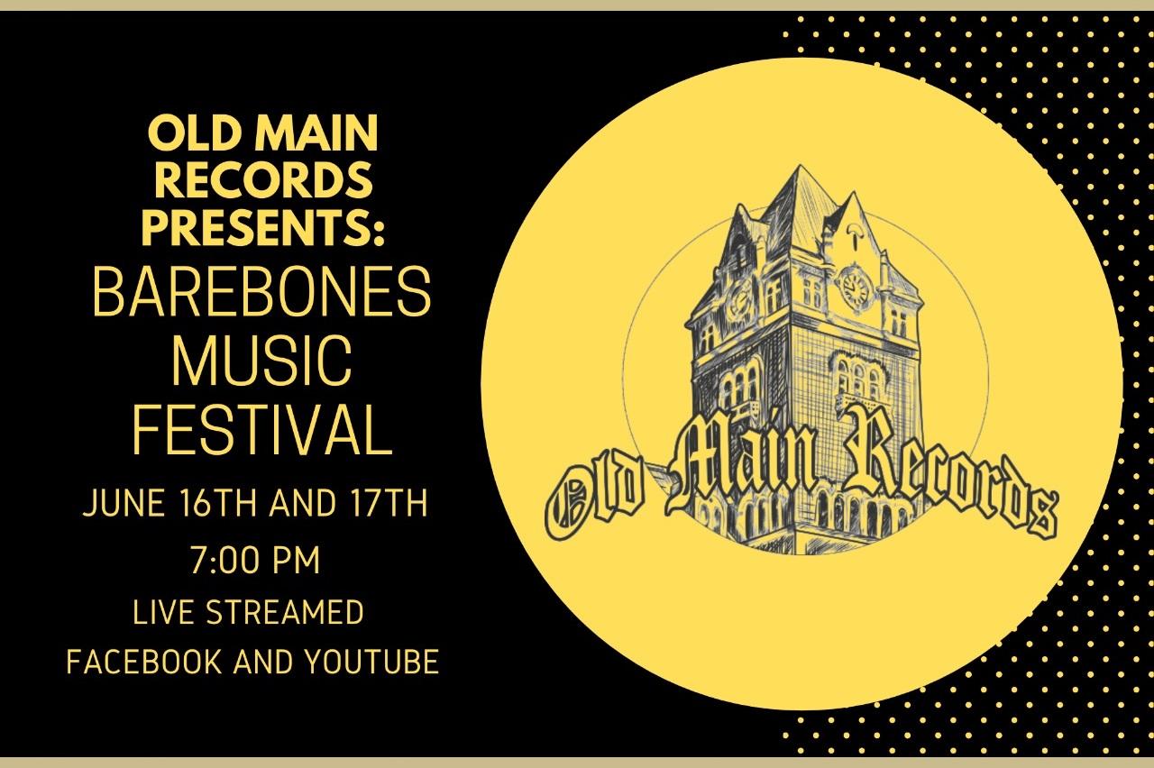 Old Main Records Barebones