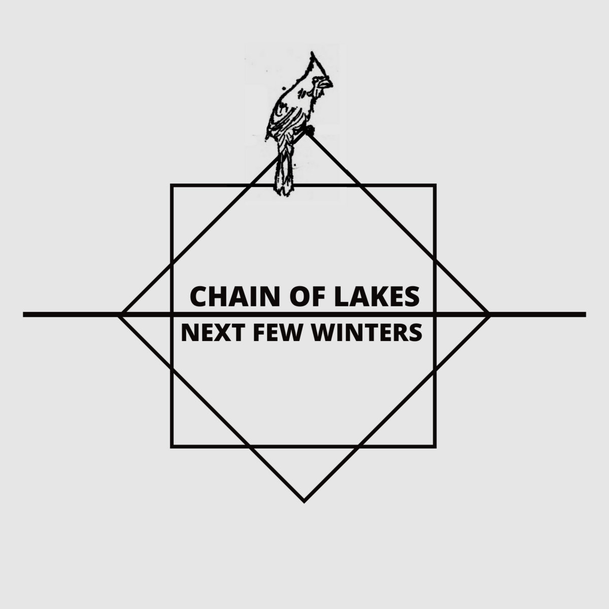 Chain of Lakes Next Few Winters EP artwork