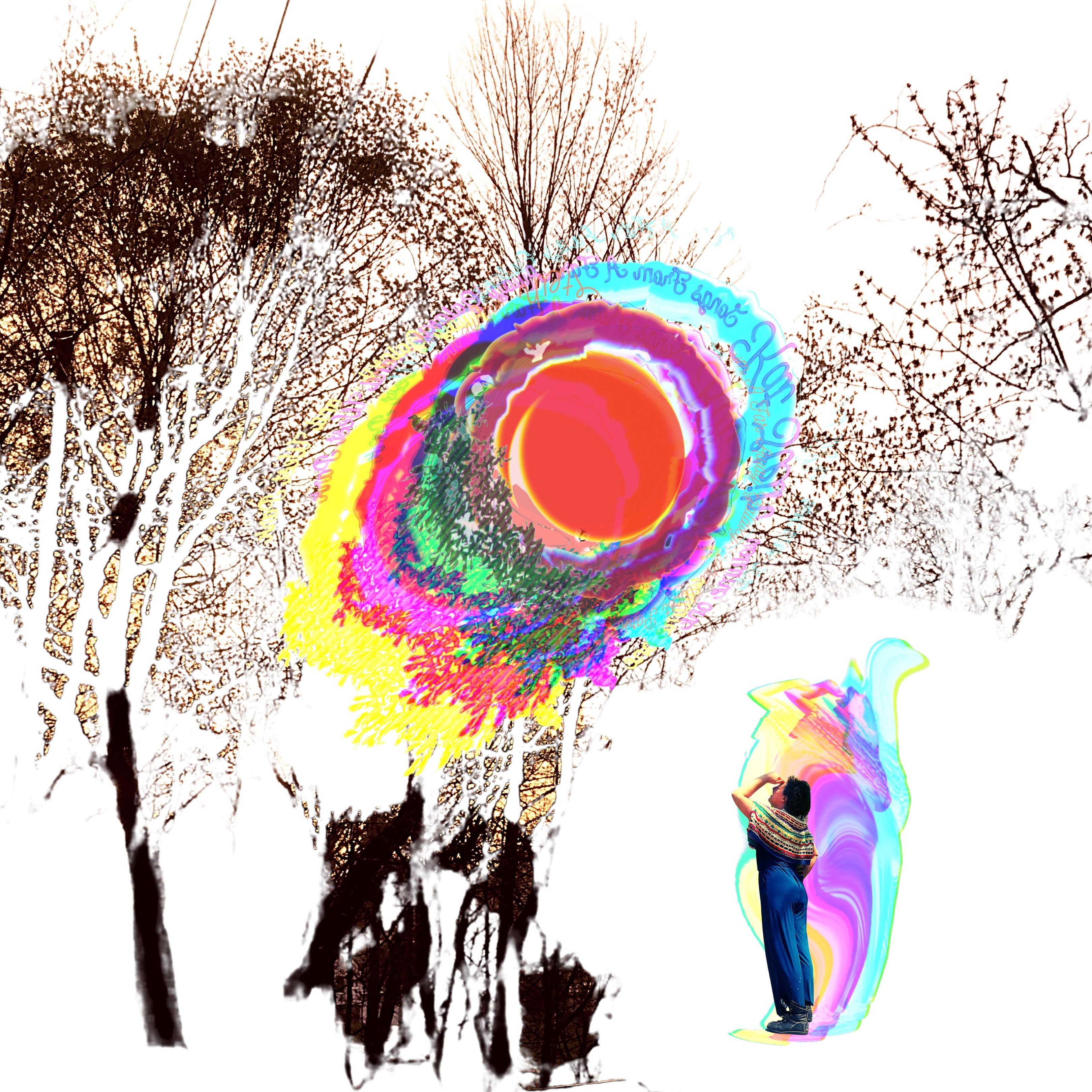 album art volume1 songs art by kat steih