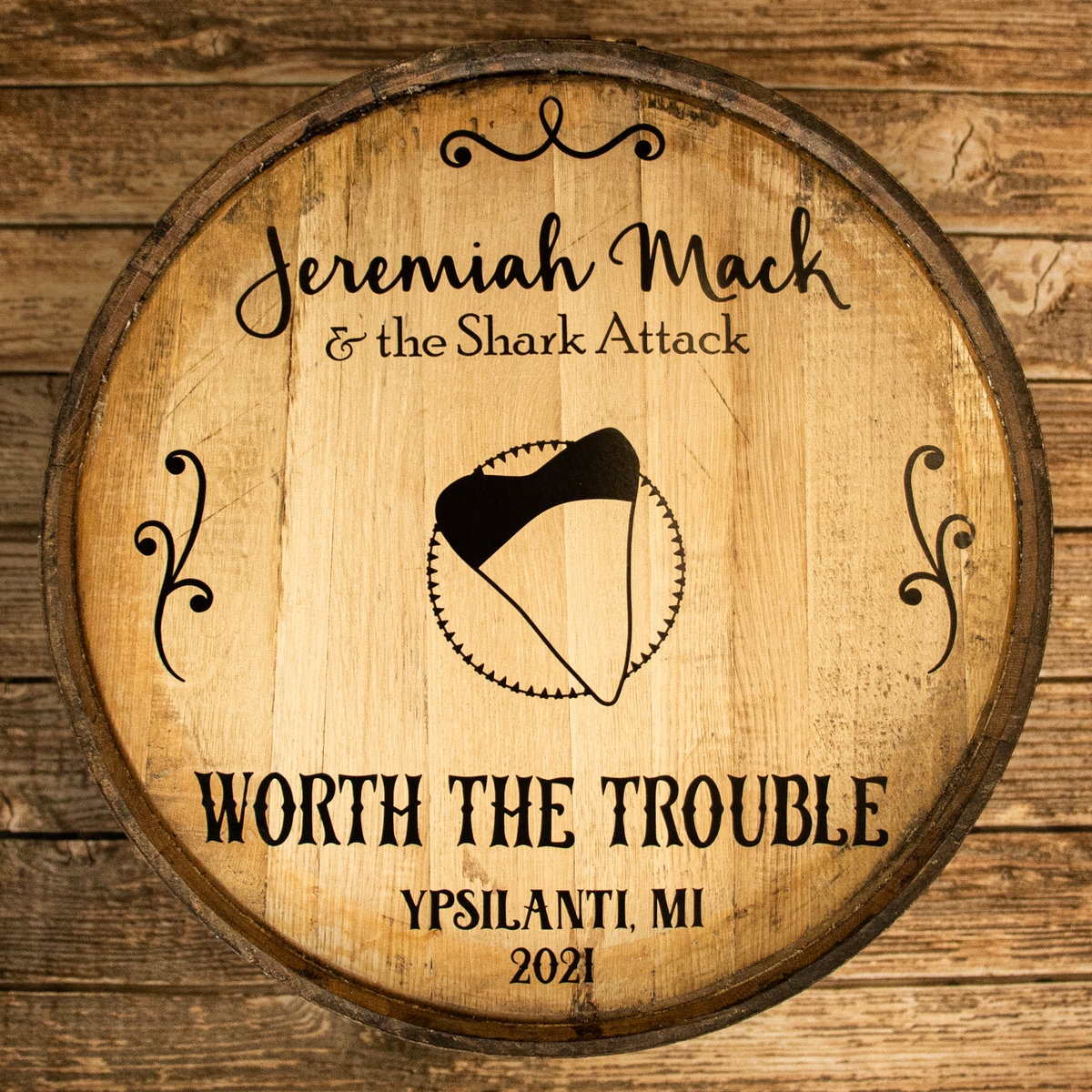 Worth the Trouble artwork